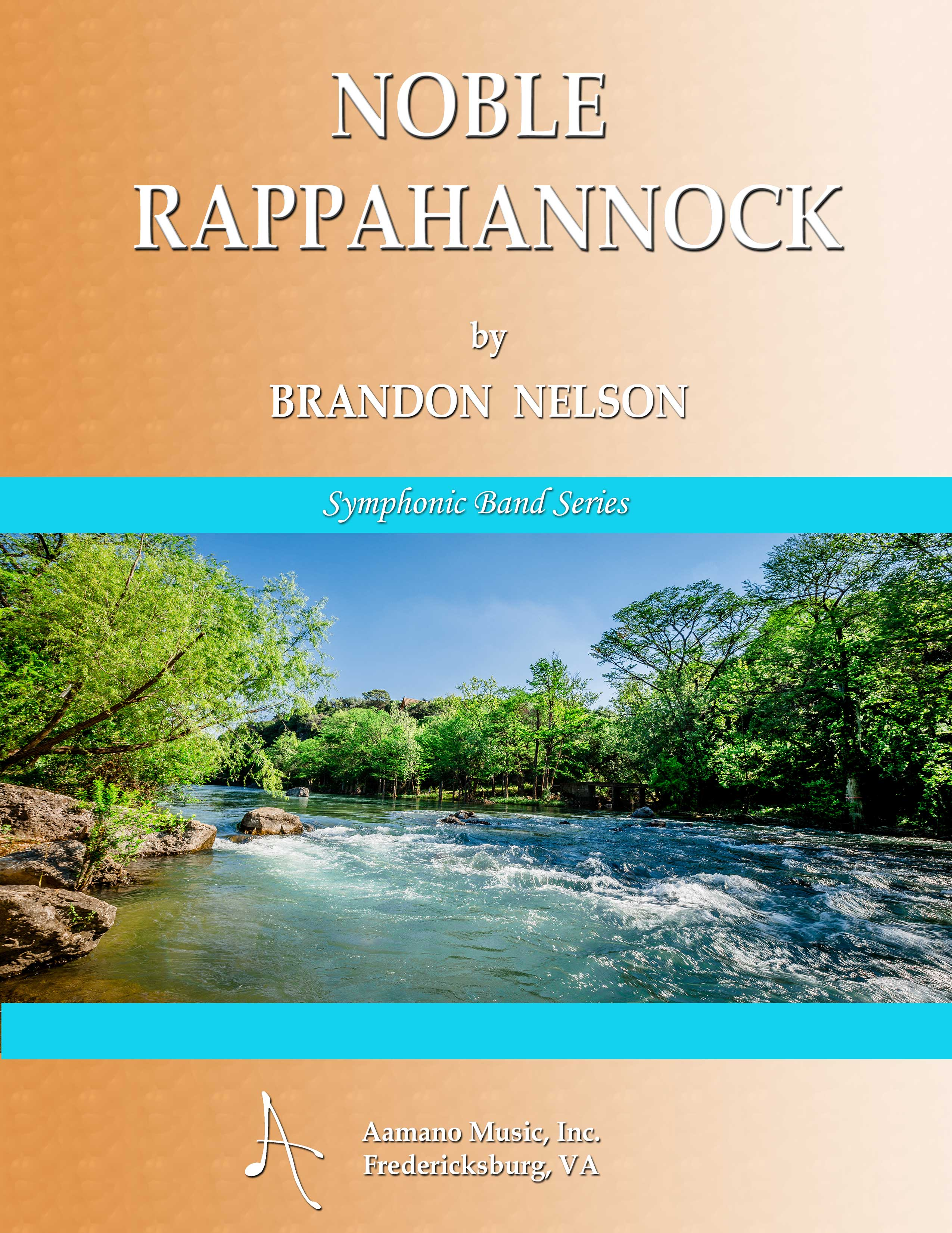 Noble Rappahannock by Brandon Nelson