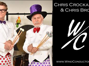Chris Crockarell & Chris Brooks talk about Row-Loff Percussion