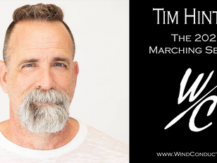 Tim Hinton - The 2020 Marching Season