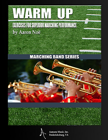 WARM-UP COVER - MARCHING BAND SERIES - F