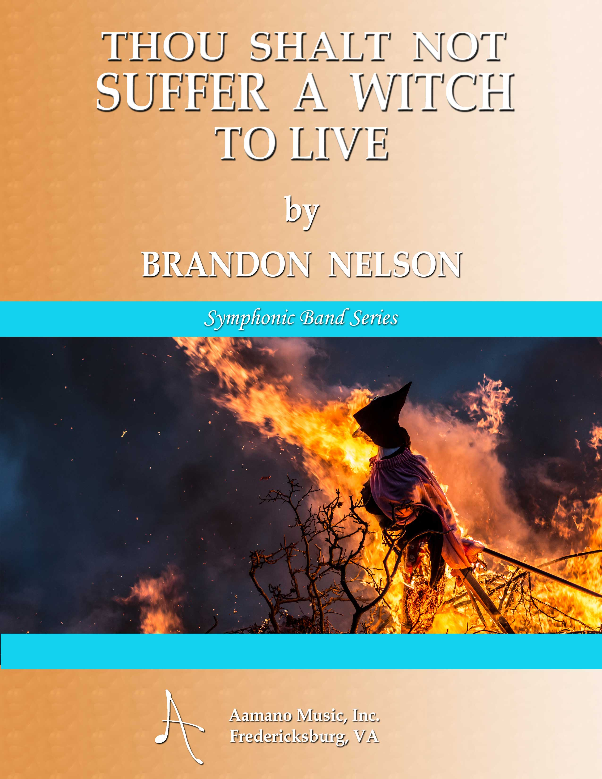 Thou Shalt Not Suffer A Witch To Liv