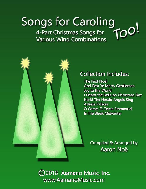 song for caroling band simple christmas carols