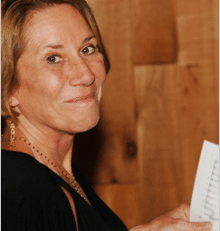 An Interview with Anne McGinty