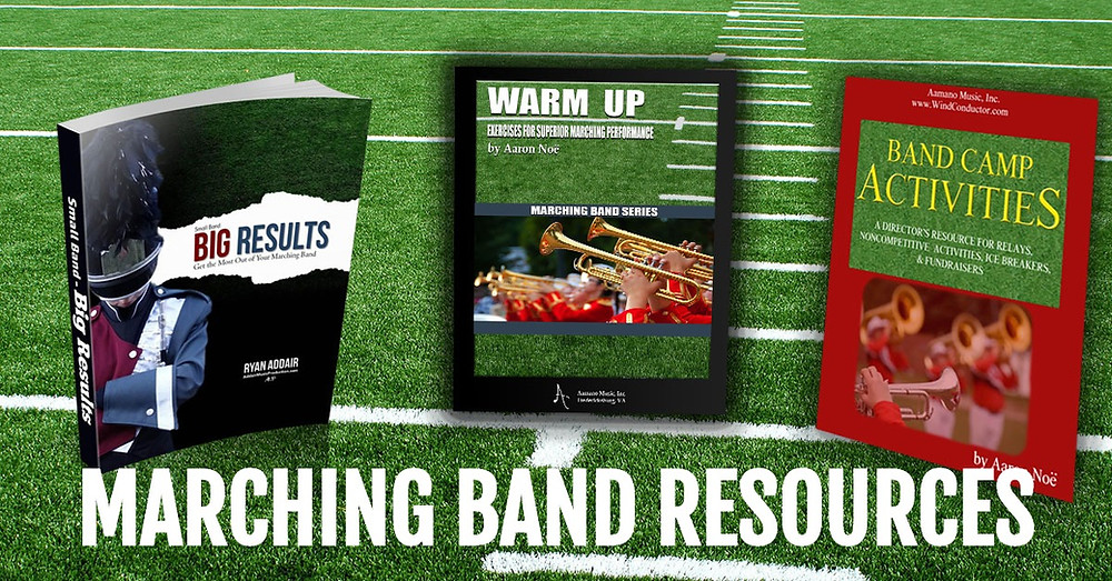 Aamano Music - Marching Band Resources