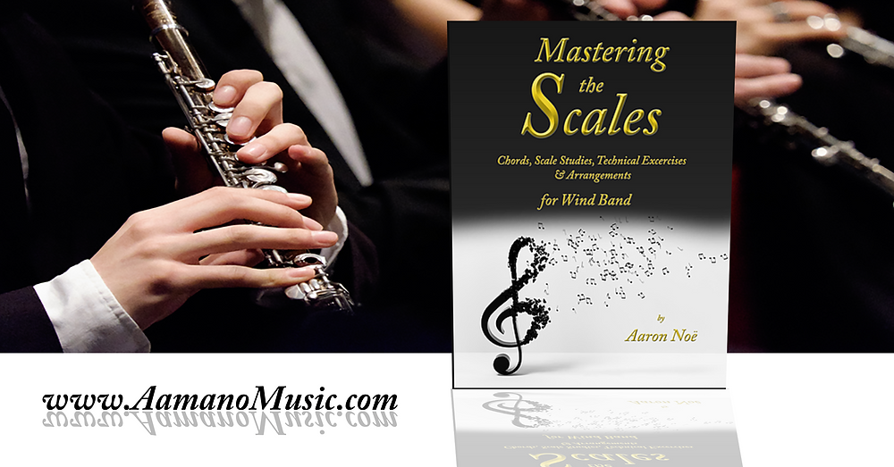 Mastering the Scales - A Method for Band