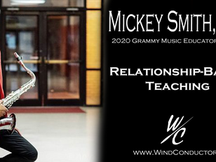 Mickey Smith, Jr. & Relationship-Based Teaching