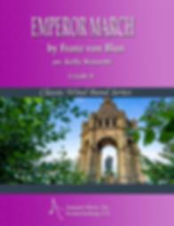 EMPEROR MARCH - Aamano Music Files - COV