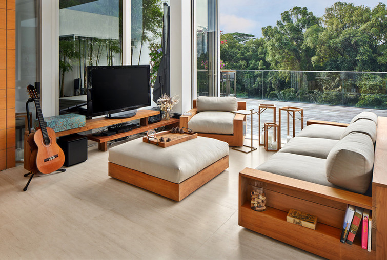 Sitting area • Living room