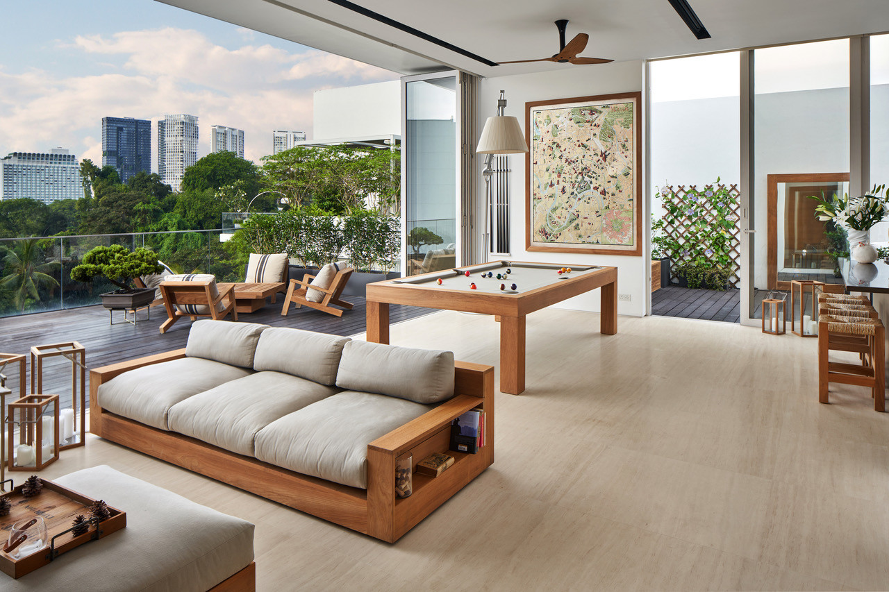 Singapore • Private Residence • Penthouse