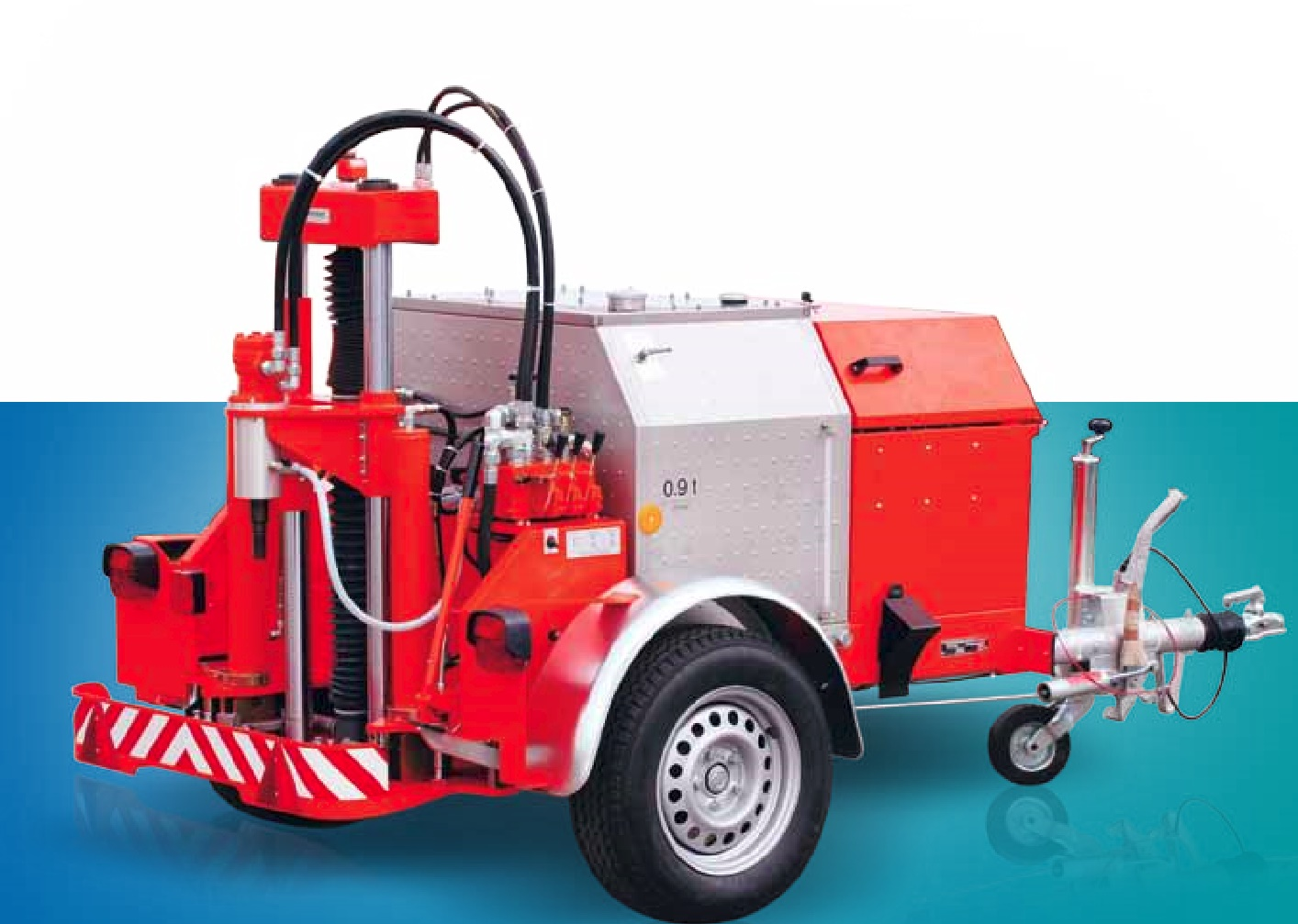 Road Core Drilling Machine