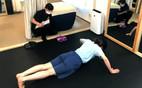 体幹筋力のチェック