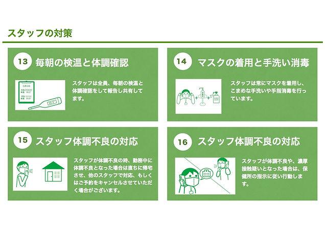 新型コロナ感染症対策4