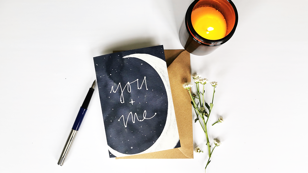 Written in the Stars A6 Cards