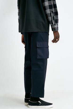 Side Pocket Workwear Trousers