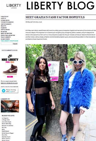 Liberty London Blog