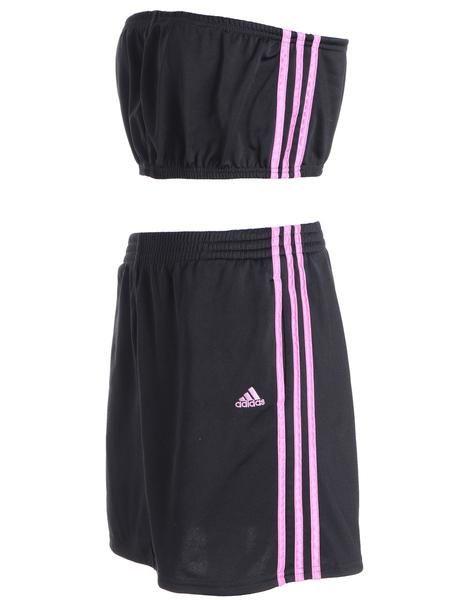 Adidas Skirt Co-ord
