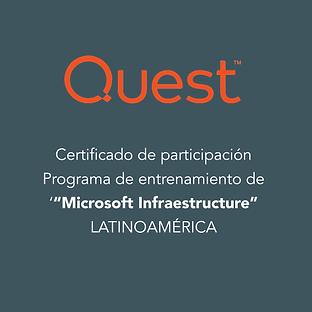 Reconocimientos AT-Microsoft Infraestruc