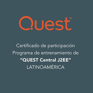 Reconocimientos AT-Quest central J2EE_RE