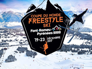 COUPE DU MONDE DE SKI FREESTYLE