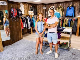 SKIMIUM MONTAGNE & PRESTIGE : La Boutique de Rachel & Yann