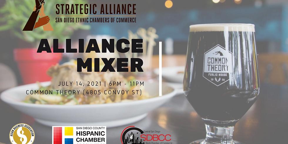 Alliance Mixer