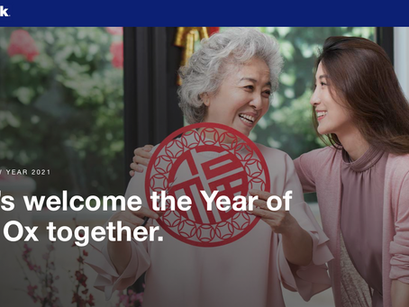 Celebrating Lunar New Year Safely in 2021 with U.S. Bank