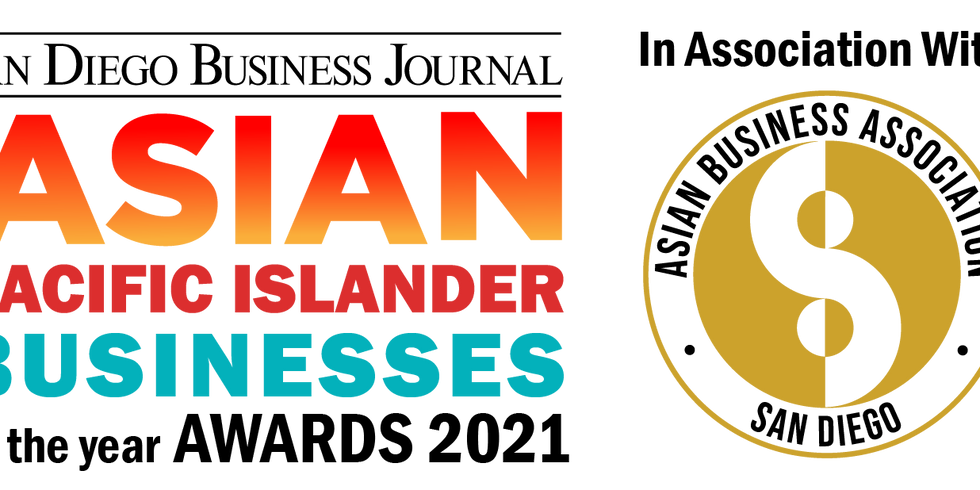 Asian Pacific Islander Businesses of the Year Awards 2021