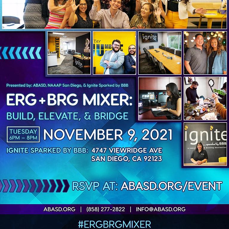 ERG/ BRG Mixer: Build, Elevate, & Bridge