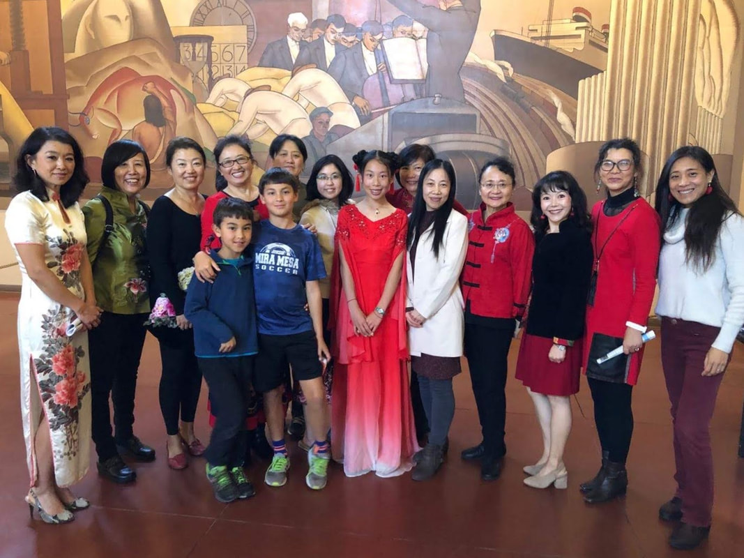 Alliance of Chinese Americans San Diego