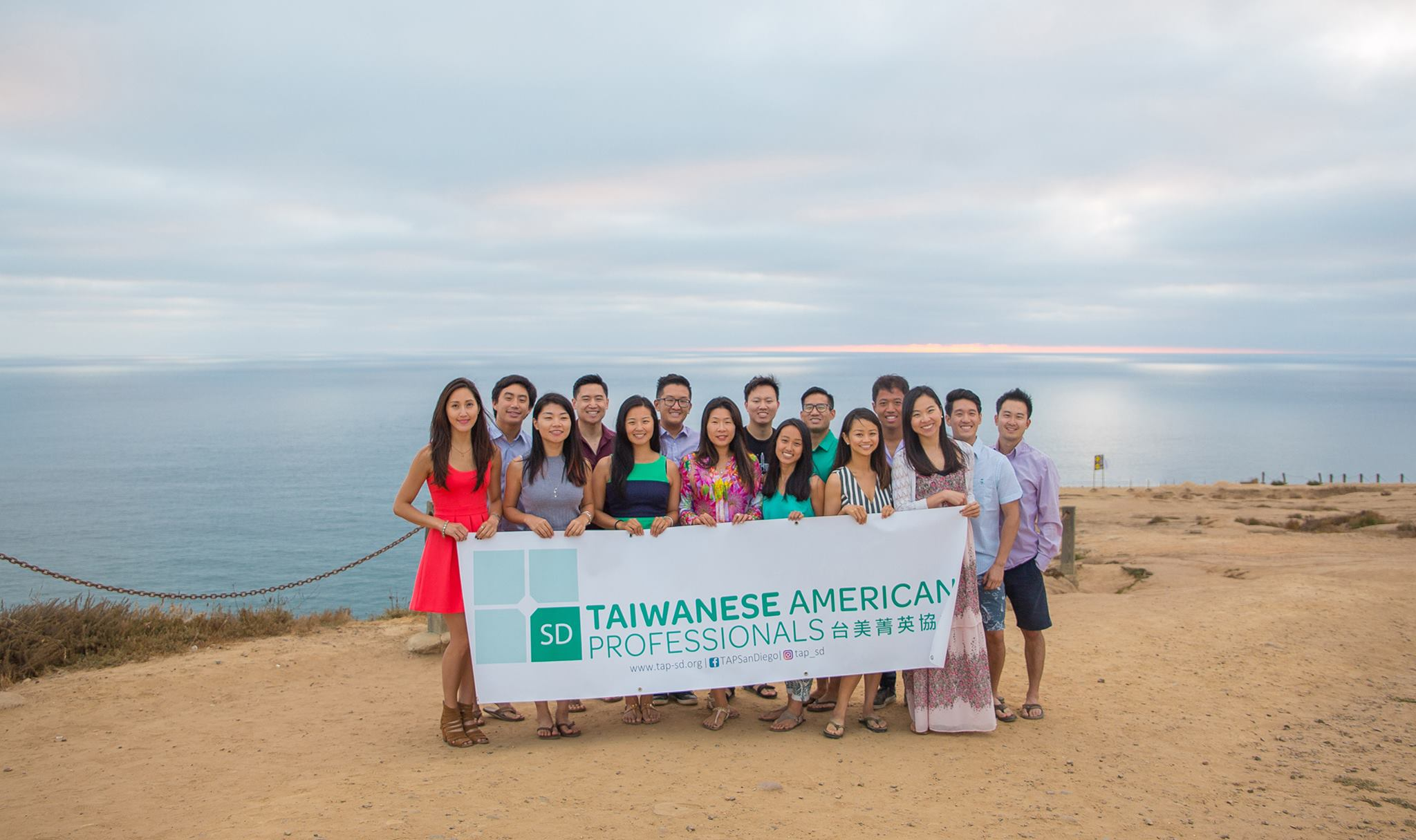 Taiwanese American Professionals San Diego