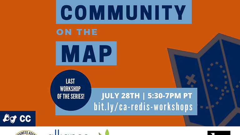 Put Your Community On The Map (Redistricting Workshop)