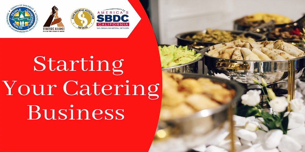 Starting Your Catering Business