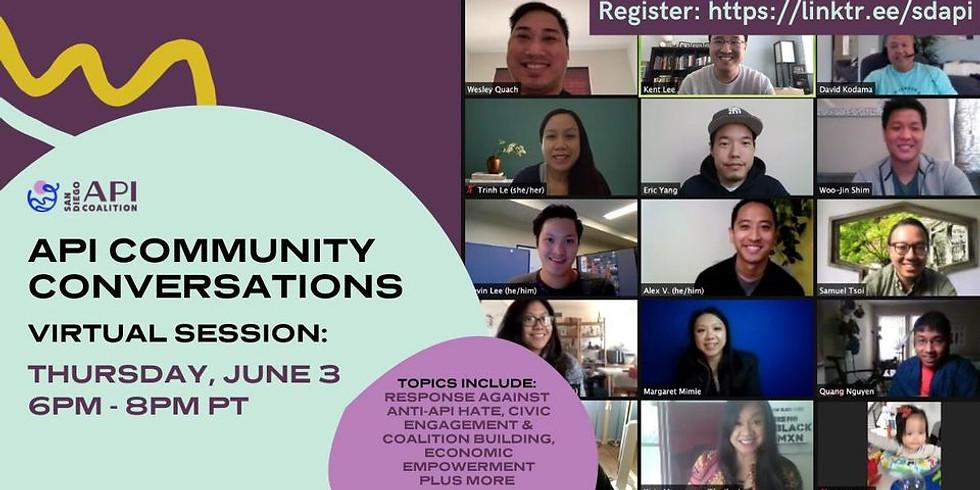 API Community Conversations