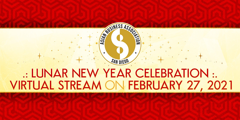 ABASD Lunar New Year Virtual Stream Celebration!