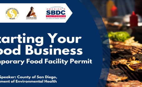 On-Demand: Temporary Food Facility Permit