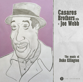 Casares Bros. trio + Joe Webb