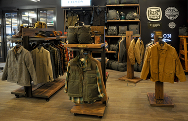 Filson Retail Program