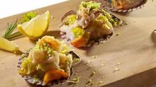 Chef Marco Porceddu: Capesante Ripiene - Stuffed Scallops