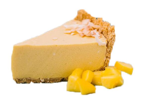 Mango Cream Cheese Pie