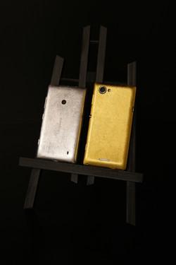 Smartphones aus Edelmetall