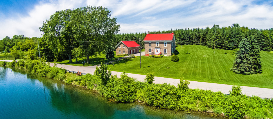 THE BEST OF WATERFRONT LIVING IN THE NIAGARA REGION.