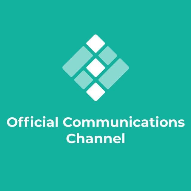 Eidoo Official Communications Channel Telegram