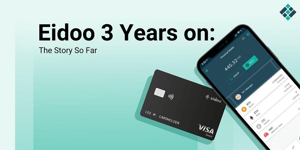 eidoo wallet app eidooCARD