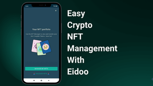 Easy Crypto NFT Management With EIDOO