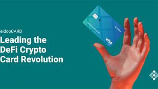 eidooCARD — Leading the DeFi Crypto Card Revolution