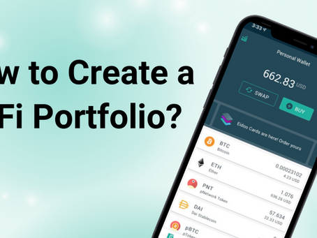 How to Create a DeFi Portfolio?