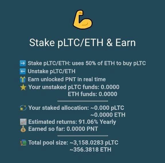 pLTC ETH Eidoo wallet