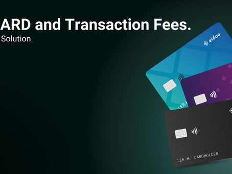eidooCARD and Transaction Fees. The Loopring Solution
