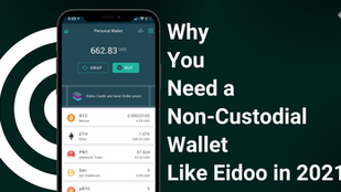 Why You Need a Non-Custodial Wallet Like Eidoo in 2021