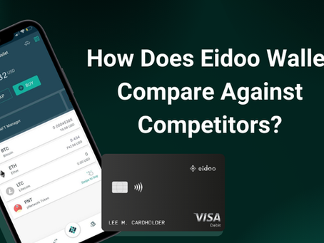 How Does Eidoo Wallet Compare Against Competitors?